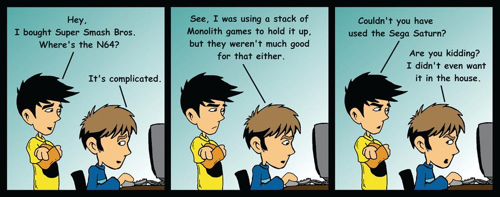 Three Attacks - One Strip!