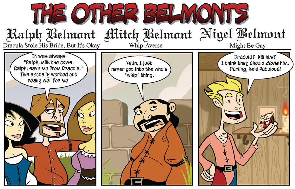 The Other Belmonts