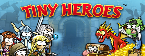 Tiny Heroes artwork