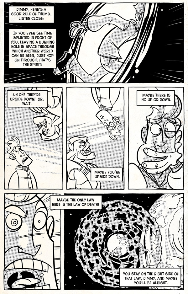 Prey Page 7
