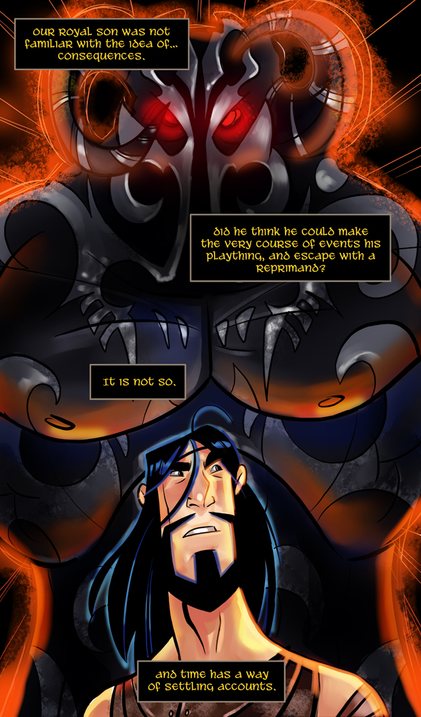 Prince of Persia, The Two Thrones Page 4