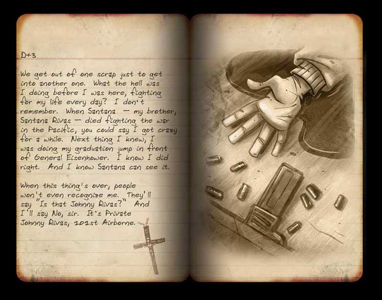Brothers in Arms Journal Page 4
