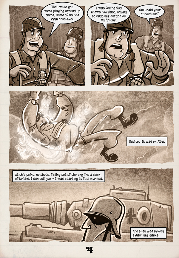 Brothers in Arms Page 4