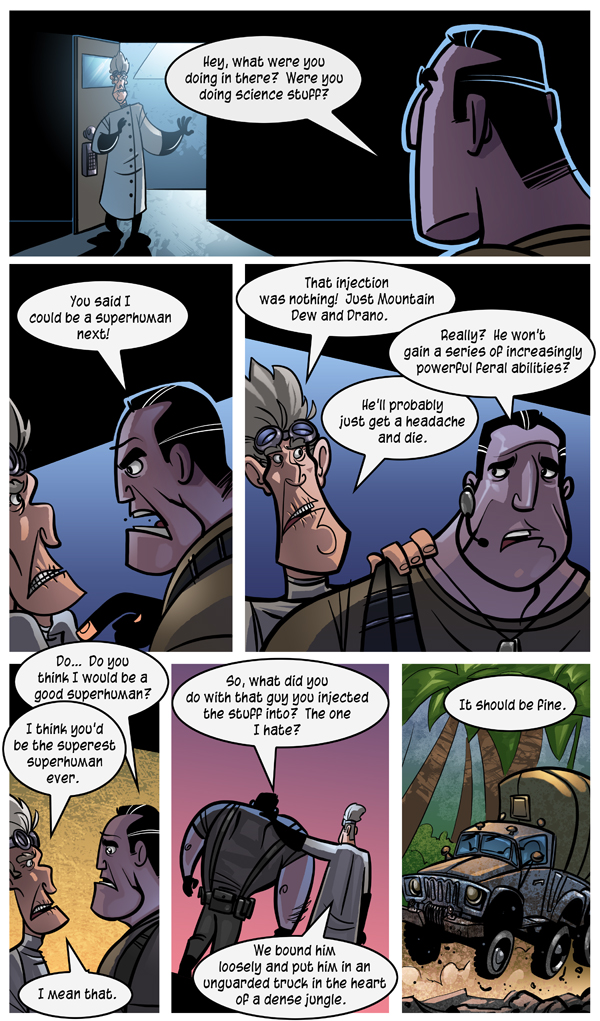Far Cry Instincts Page 4