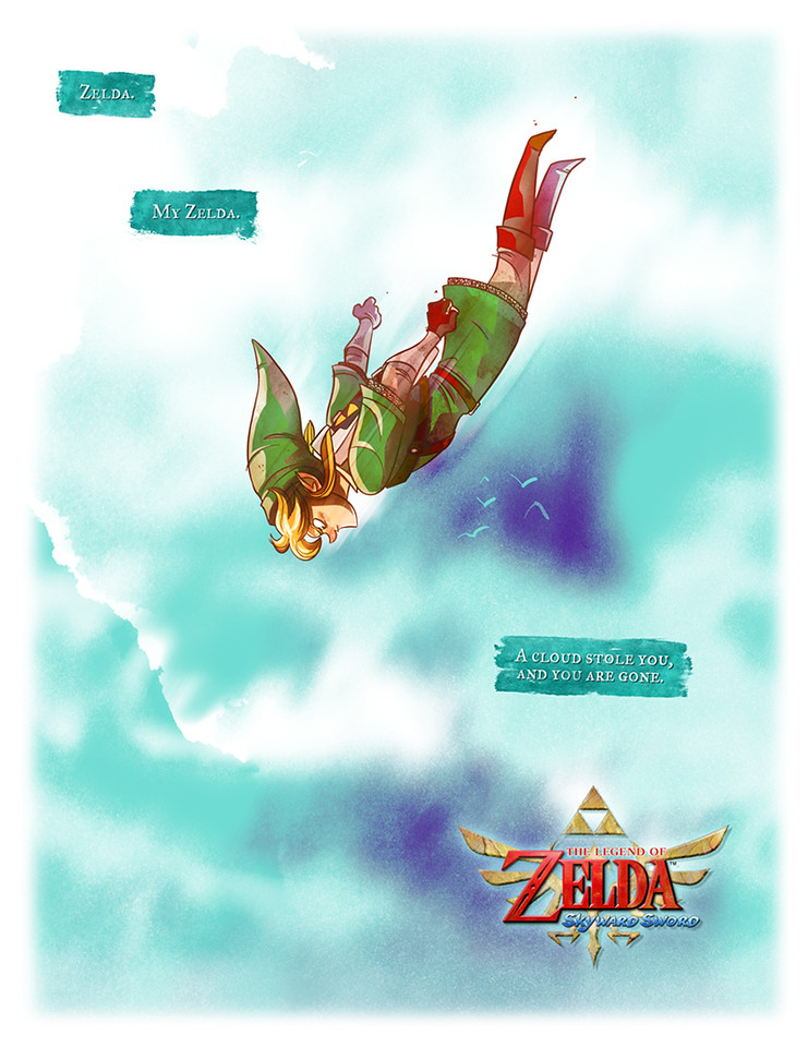 The Legend of Zelda: Skyward Sword Page 1