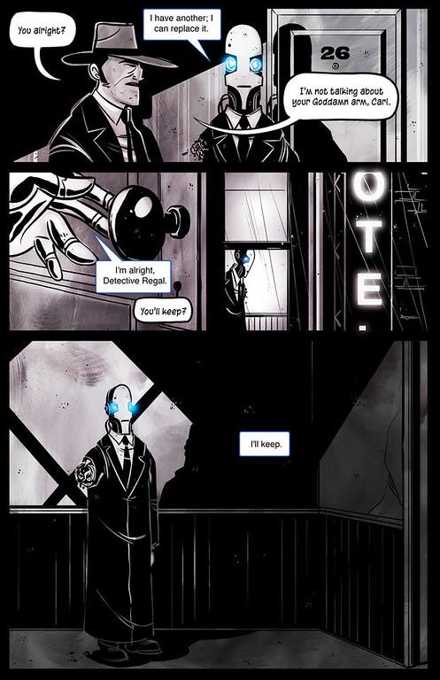 Automata, Page Six