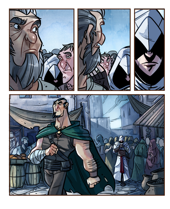 Assassin's Creed Page 2