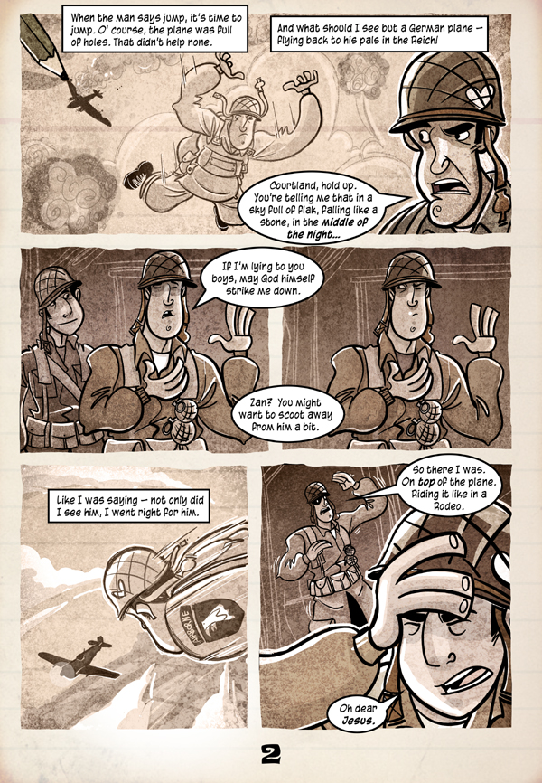 Brothers in Arms Page 2
