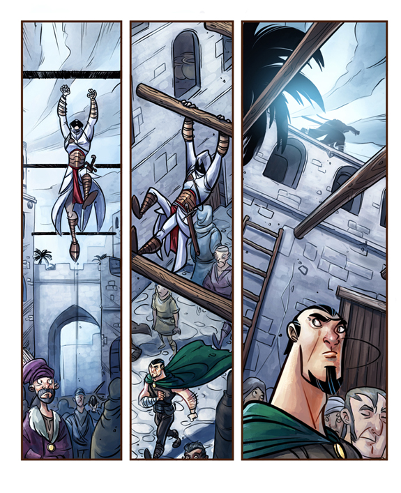 Assassin's Creed Page 3