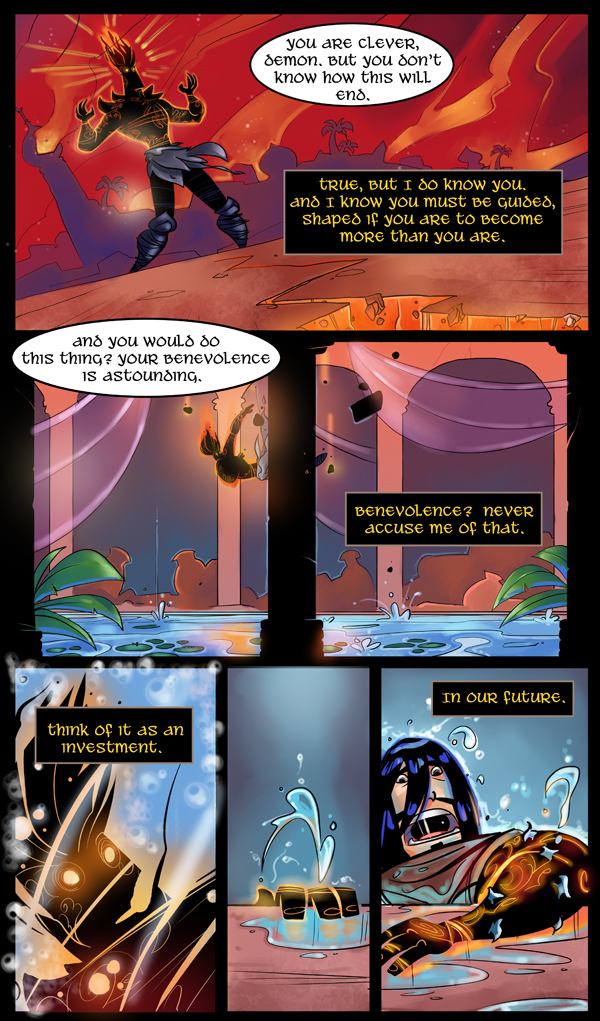 Prince of Persia, The Two Thrones Page 8