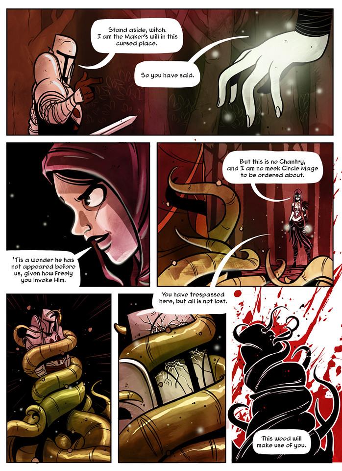 Dragon Age Origins Page 7