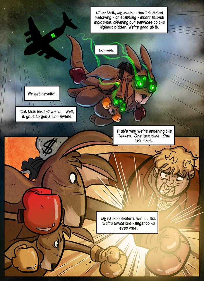 Tekken 6 Page 6